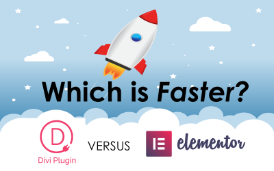 Divi Versus Elementor – Which is Faster?